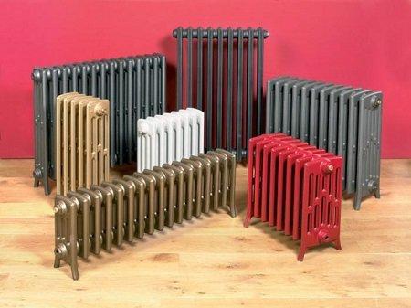 Батареи и радиаторы отопления